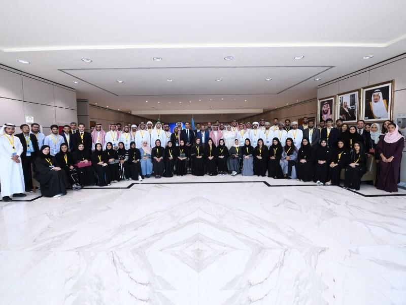 Saudi Aramco hosts GPCA's 'Leaders of Tomorrow' Programme in