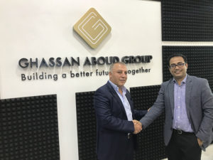 Ghassan Aboud Group appointed UAE distributor for Hindustan